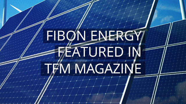 Fibon Energy Featured in Transformation Magazine