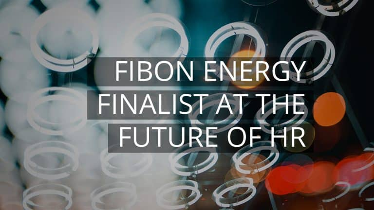 Fibon Energy announced as finalist at the Future of HR Awards