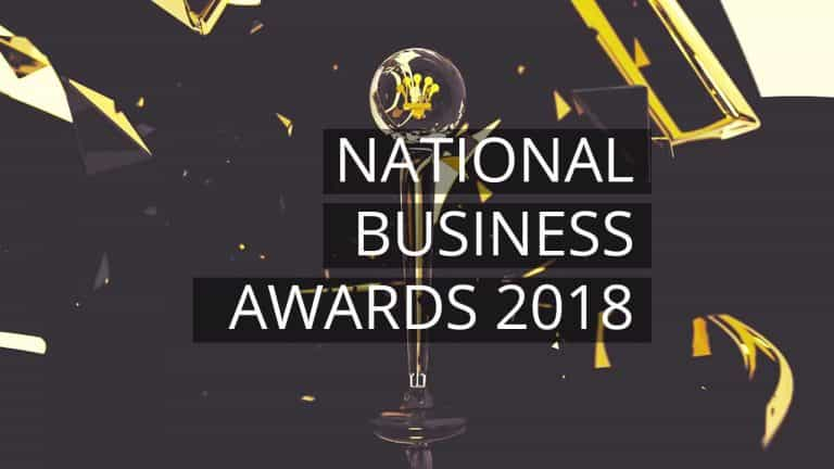CEO of Fibon Energy announced as a finalist in the National Business Awards