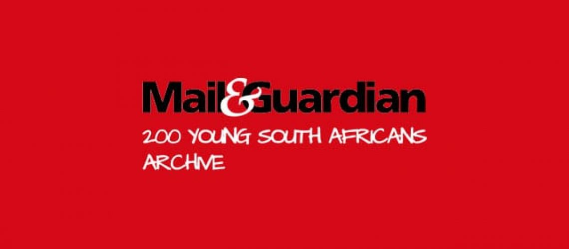 Mail & Guardian Lists Avesh as one of the top 200 Young South Africans