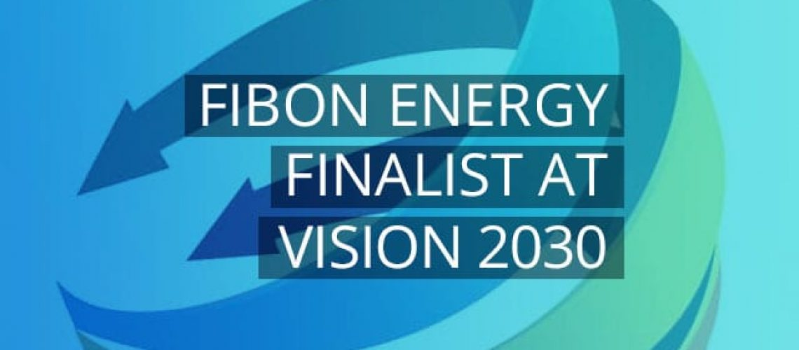 Fibon Energy Announced as Finalist at the Vision 2030 Awards