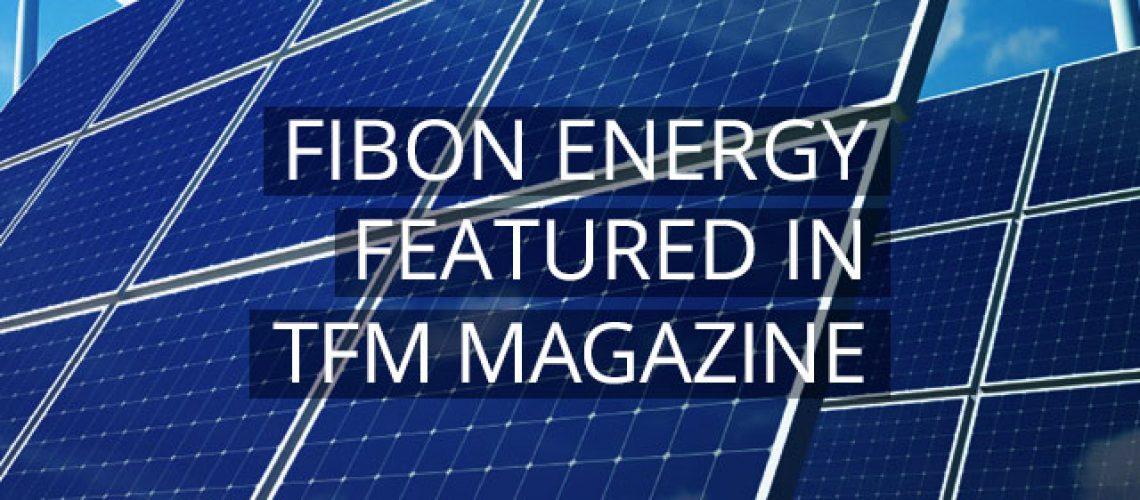 Fibon Energy Featured in Transformation Magazine